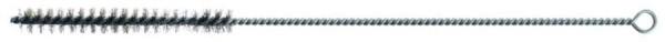 Zylinderbürste CNS gewellt ø 4mm Gesamtlänge 300mm 801451