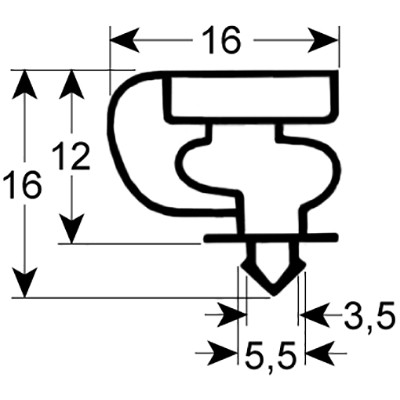 Profil 9154
