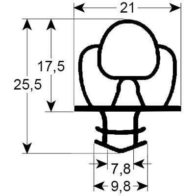 Profil 9650