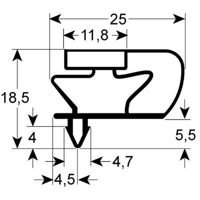 Profil 9799