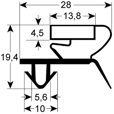 Profil 9044